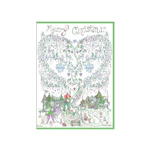 Nelson's Journey *Exclusive* Christmas Cards designed by Fiona Bishop of The Porch Fairies